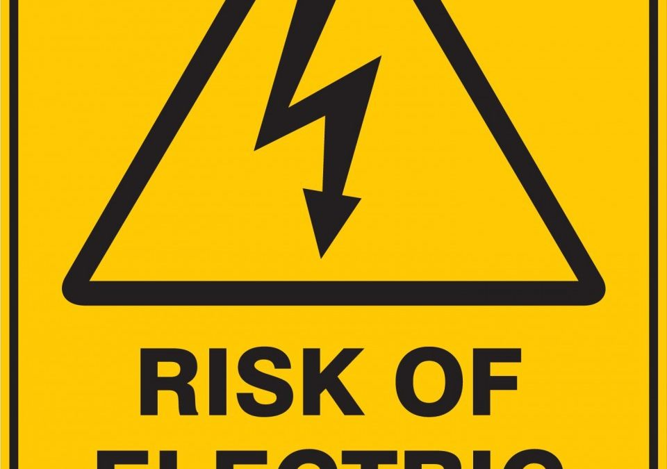 Beware of Electric Shock Drowning