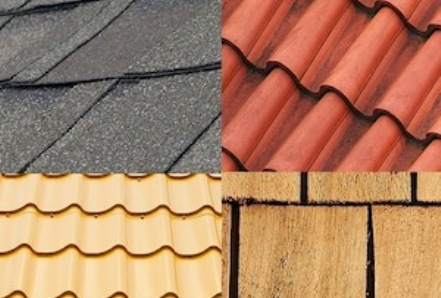 Types of roofing materials aries inspection company for Types of roofing materials
