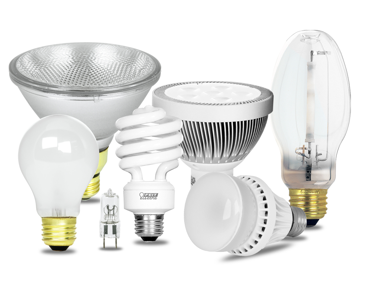 Different types of light bulbs aries inspection company different types of light bulbs arubaitofo Images