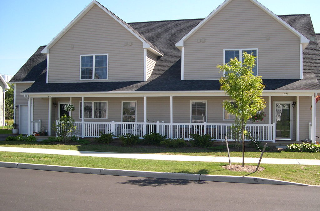 Multi-Family Homes Roof Replacement